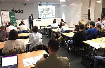 Presentación de la X Edición del MBA Excutive de Escuela de Negocios FEDA.
