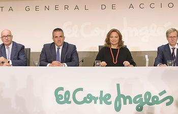 Junta General de Accionistas de El Corte Inglés. Foto: COPYRIGHT ANTONIO QUILEZ