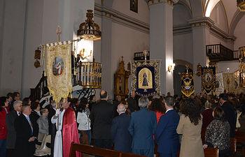 El Bonillo celebró el Pregón Oficial de Semana Santa 2018.