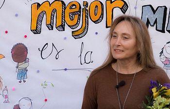 María Jesús Amores portavoz Ciudadanos (C´s) Cuenca.