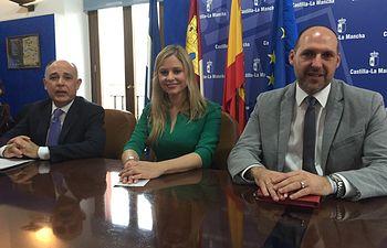 El interés del puerto portugués de Sines abre la oportunidad a una futura instalación logística en Talavera. Foto: JCCM.