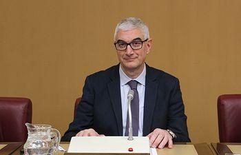 Alberto Reina, concejal de Empleo.