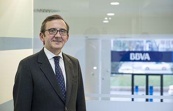 Juan Carlos Hidalgo, nuevo director de la Territorial Centro de BBVA