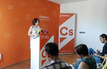 Orlena de Miguel.