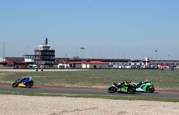 Preparación del Manchego de Velocidad en el Circuito de Albacete