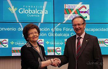 La Fundación Globalcaja Cuenca colabora con la jornada de teatro inclusivo en el Fórum de la Discapacidad