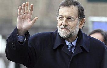 Rajoy asiste al Consejo Europeo de Bruselas. Foto: EFE.