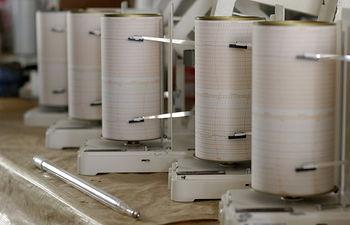 Banco de datos AEMET. Foto: Ministerio de Agricultura, Alimentación y Medio Ambiente