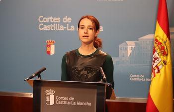 Diana López.