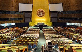 Sede Naciones Unidas (Foto archivo)