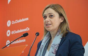 Carmen Picazo, candidata a la presidencia de C-LM.