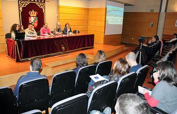 Inauguración en el Campus de Cuenca.