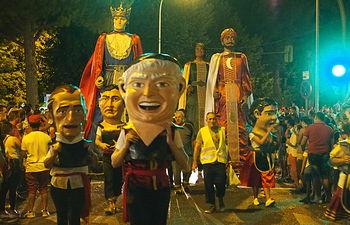 Desfile Carrozas- Feria de Cuenca.