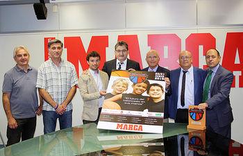 MARCA apuesta por el Torneo de Minibásket 'Villa de La Roda'
