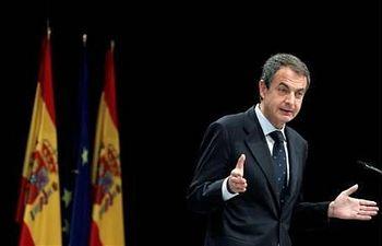 El presidente del Gobierno español, José Luis Rodríguez Zapatero. EFE