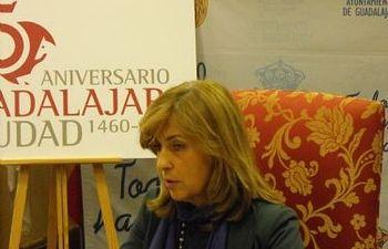 Carmen Heredia presenta la propuesta de Reglamento del Consejo Municipal de la Infancia y de la Adolescencia