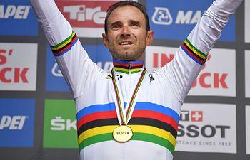 Alejandro Valverde - Campeón del Mundo de Ciclismo