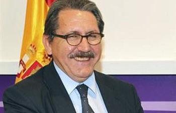 Manuel Teruel, presidente del Consejo Superior de Cámaras.