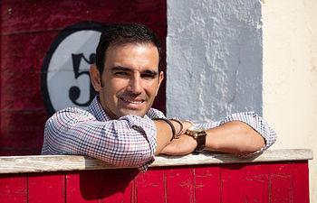 Sergio Serrano, torero. Foto: La Cerca - Manuel Lozano Garcia