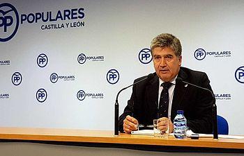 Ignacio Cosídó, portavoz del Grupo Parlamentario Popular en el Senado