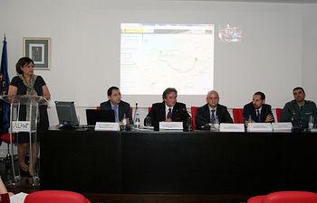 Jornadas Meteorología y transporte. Foto: Ministerio de Agricultura, Alimentación y Medio Ambiente
