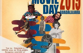 "Diputación de Guadalajara se suma al ""Home movie day"""