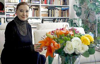 Imagen de archivo de la actriz Nuria Espert