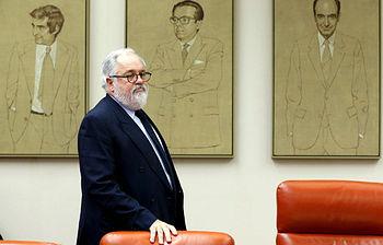 Arias Cañete (Foto archivo Efe)