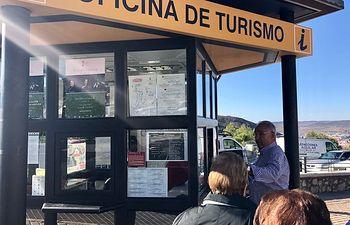 Oficina de Turismo de Cuenca.