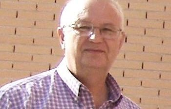 El catedrático de Física Aplicada José Manuel Riveiro Corona, que ejerce su labor en la Facultad de Químicas de Ciudad Real ha presentado su candidatura al rectorado de la UCLM. Foto: UCLM