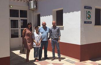 El Gobierno de Castilla-La Mancha reforma el Centro de Salud de Ontur para mejorar la confortabilidad y la eficiencia energética. Foto: JCCM.