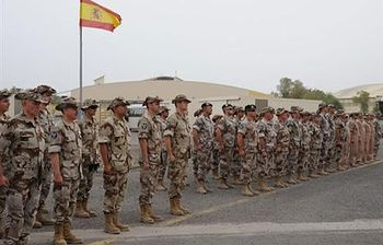 Ejército. Foto: Ministerio de Defensa