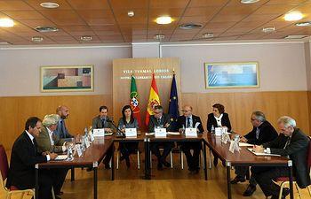 Protocolo colaboracion transfronterizo proyecto 'A Raia Termal'. Foto: Ministerio de Agricultura, Alimentación y Medio Ambiente