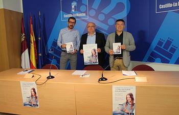 Presentación XI Jornada Técnica para Bibliotecarios de Albacete