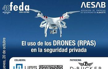 Jornada sobre el uso de los drones.