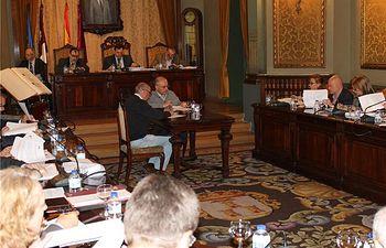 El Pleno aprueba nuevas inversiones en la provincia para caminos rurales y recuperación de masa forestal afectada por incendios