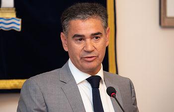 Manuel González Ramos, delegado del Gobierno en Castilla-La Mancha