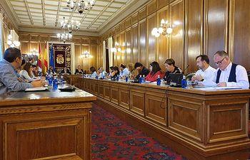 Pleno Diputación de Cuenca.