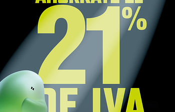 """El Corte Inglés amplía a dos días su campaña """"Ahórrate el 21% de IVA"""","""