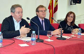 Juan Sisinio Pérez Garzón, Miguel Ángel Collado y Henar Herrero