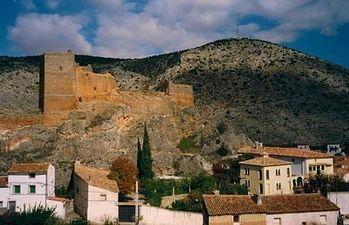 Castillo de Funes.