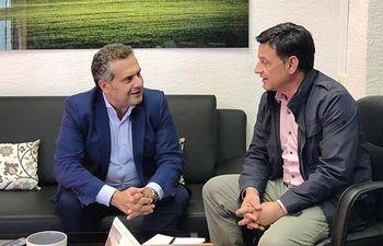 Julián Morcillo Y Manuel Miranda
