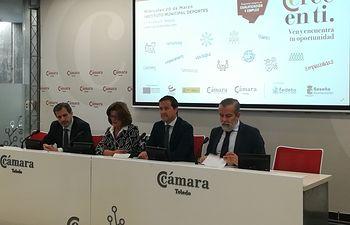 """Presentación """"Feria de Empleo y Emprendimiento"""""""