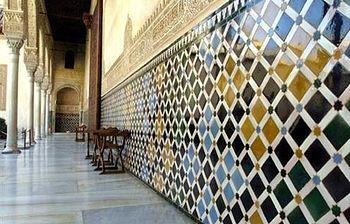 Alhambra. Foto: EFE.