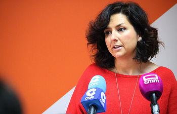 Orlena De Miguel, portavoz de Cs en CLM.