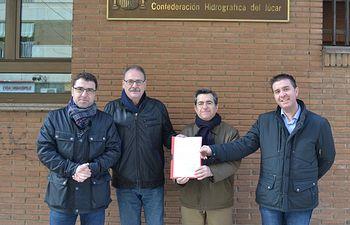 El PSOE de Albacete presenta alegaciones al Plan Hidrológico del Júcar