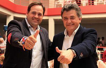 Paco Núñez en Daimiel.