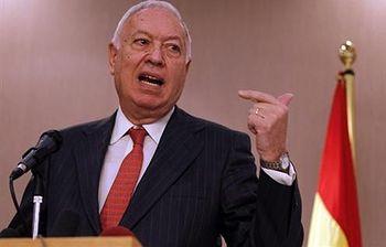 José Manuel García Margallo. Foto: EFE.