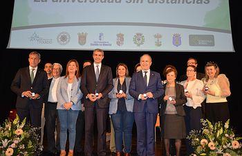40 aniversario del Centro Asociado en Talavera de la Reina.