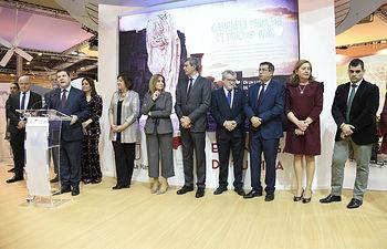 Inauguración de la XXXVIII Feria Internacional de Turismo (FITUR)